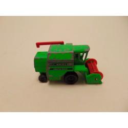 Amored Wells Fargo truck Ambulance truck Matchbox mb 69 red
