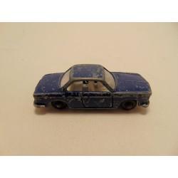 Mercedes ML class 1:72 Cararama blue