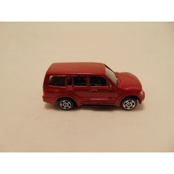 Peugeot 205 GTI with sunroof 1:64 MC Toys red