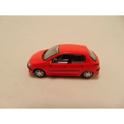 Peugeot 205 GTI with sunroof Alfred J Kwak 1:64 Edocar pink