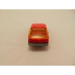 Bmw 3.0 CSL Alpina Matchbox orange