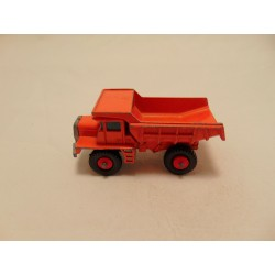 Bmw Z3 cabrio 1:64 rood