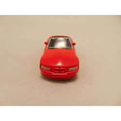 Bmw Z4 roadster cabrio rood