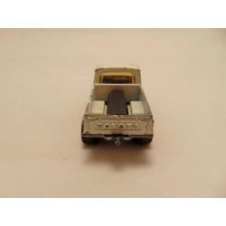 Citroen DS3 cabrio 1:55 Norev donkerrood