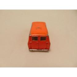 GMC Terradyna pickup Matchbox silver
