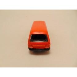 Pontiac Firebird 1995 1:64 Welly black