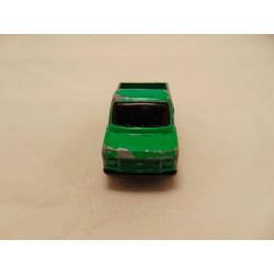 Pontiac Fiero Turbo 2 Matchbox yellow
