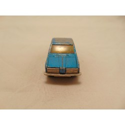 Chevrolet Blazer K5 4 WD Pickup Off road Majorette yellow