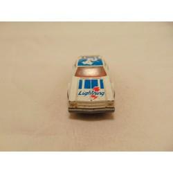 Dodge Charger MKIII Matchbox blauw