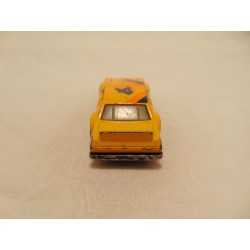 Ford Bronco II Off Road Matchbox blue