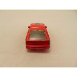 Pontiac Banshee Concept Car 1988 1:64 red