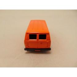 Jeep CJ7 Renegade Sunray 1:64 Welly oranje