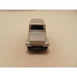 Chevrolet Impala 2000 Brandweer 1:66 Matchbox Fire rescue wit