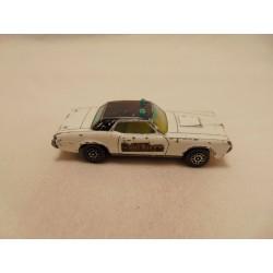 Peugeot 205 GTI 1990 police Majorette