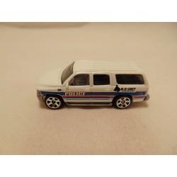 Bmw X5 Nederlandse ambulance 1:72 JoyCity geel