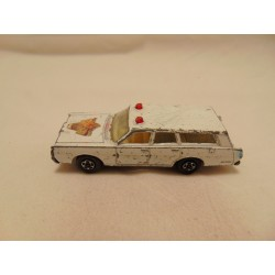 Mercedes C class Nederlandse ambulance 1:72 JoyCity geel