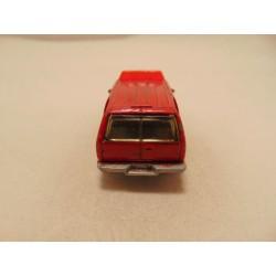 Opel Kadett GSi 1:57 politie Police 54 Matchbox wit