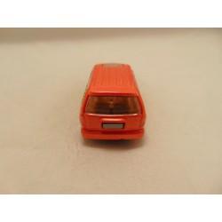 Chevrolet Camaro Convertible Concept Hot wheels 2009 red-brown