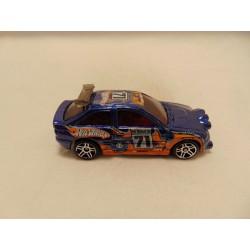 Pontiac Fiero Sting Rod Attack 5 Pack Hot wheels 2011 blue