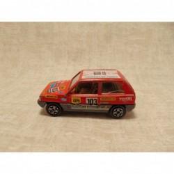 Bmw 323i cabrio 1978 Matchbox wit