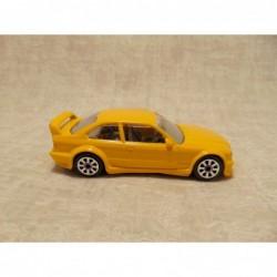 Cadillac Allante cabrio Matchbox zilverkleurig