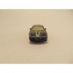 Peugeot 205 Turbo 1:87 Herpa zwart