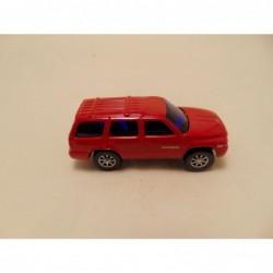 Audi Quattro 1:64 donkerblauw