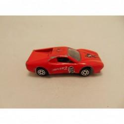 Audi TT 1:64 groen