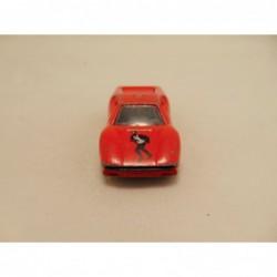 Audi TT 1:64 Maisto Agilent Technologies rood