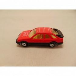 Bmw M1 Pro car 1:64 MC Toys groengrijs