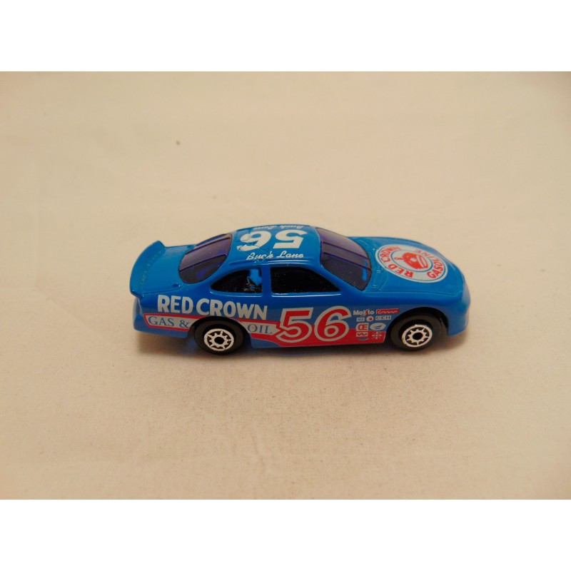 Bmw New Mini Cooper 1:64 Realtoy blauw