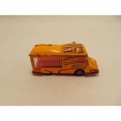 Chevrolet Blazer 1:64 Politie oranje