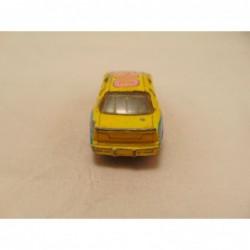 Ford GT J 1:64 Politoys oranjegeel