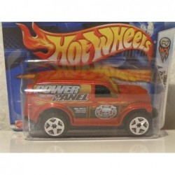Cadillac Custom pickup Hot wheels 2009-015