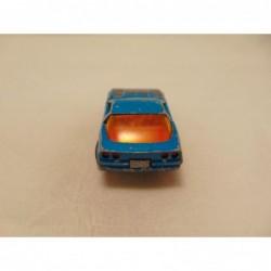 Honda CRX 1:64 blauw