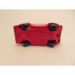 Lancia Stratos 1:64 Zylmax rood