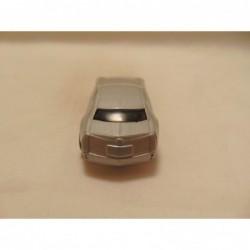 Mini Cooper 2001 1:64 geel