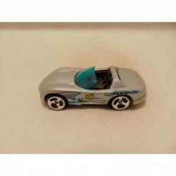 Oldsmobile O4 Concept car 2001 1:64 Maisto goudkleurig