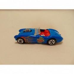 Renault Alpine A110 1:64 Guisval blauw