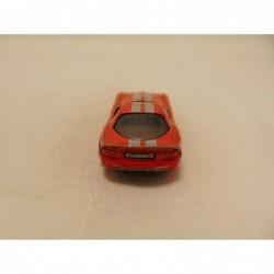 Trabant 601 1:64 MC Toys geel