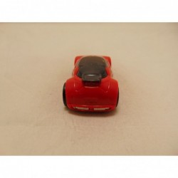 Audi Quattro rally Mobil 1:24 Polistil oranje