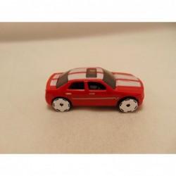 Dodge Dart cabrio 1:85 Lone Star Tuf tots rood