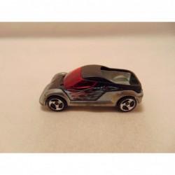 Ferrari Testarossa 1:39 MC Toys rood