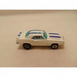 Ford Granada turnier brandweer 1:55 Siku 1028 1322 rood