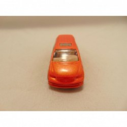 Mitsubishi Pajero 2000 1:72 JoyCity donkergroen