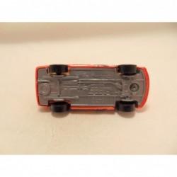 Mitsubishi Pajero 2000 1:72 JoyCity roodbruin