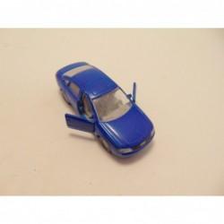 Porsche 911 Turbo 1:72 JoyCity zwart