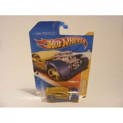 Chevrolet Blazer Path Beater Hot Hauler 5 Pack Hot wheels 2010 zwart