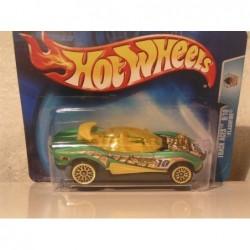 Chevrolet Blazer Path Beater Hot wheels 2002 goudkleurig